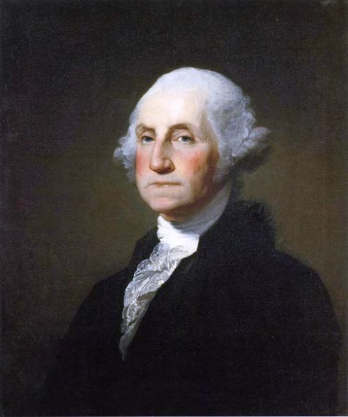 George Washington- The First President Of The United States