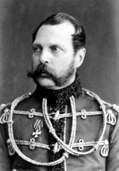 870-photograph of Tsar Alexander II by Sergei Levitsky