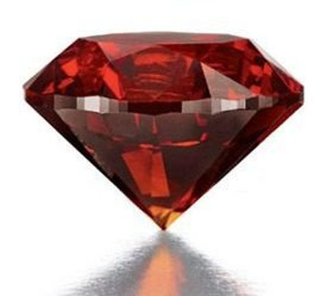 side-view-of-3.15-carat-circular-cut-reddish-orange-diamond