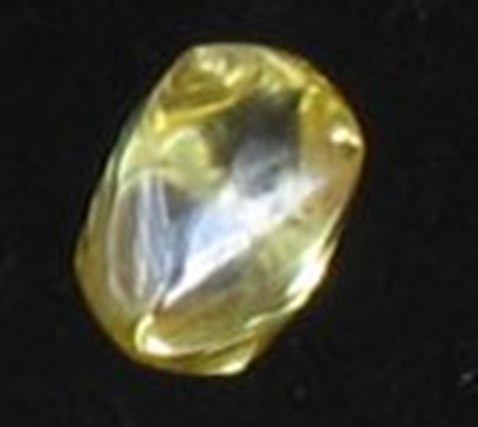 4.21-carat Okie Dokie diamond discovered by Marvin Culver in 2006