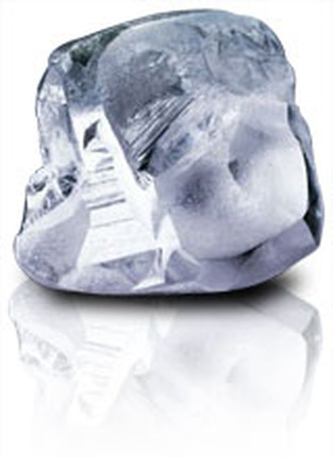 478-carat Light of Letseng rough diamond