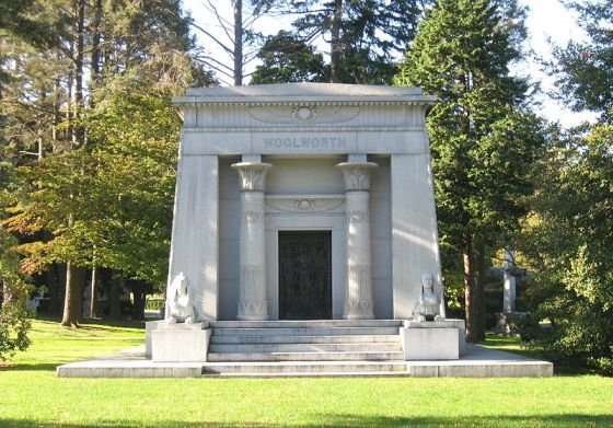 Woolworth Family Mausoleum, Bronx, New York