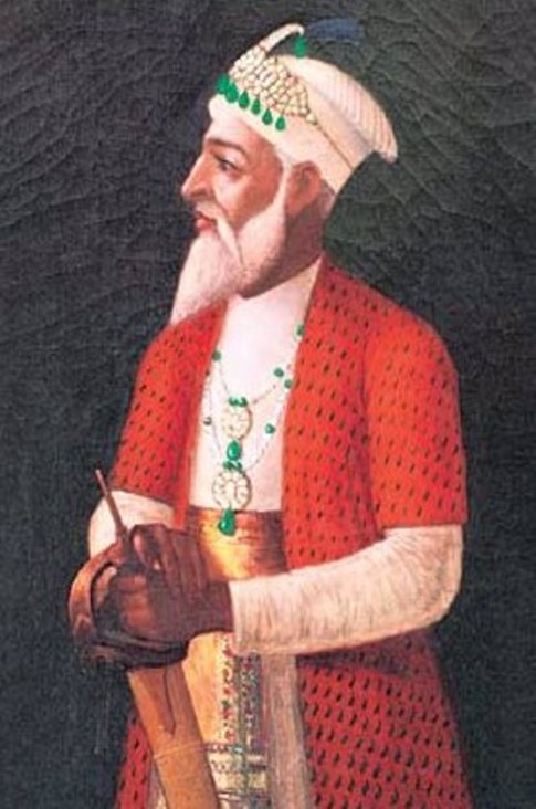 Nizam-ul-Mulk, Asaf Jah I during whose period (1724-48) the Princie rough diamond was probably discovered