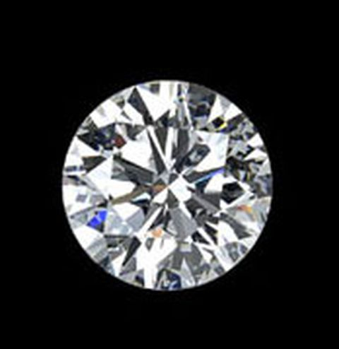 The 90.97-carat D-color internally flawless round brilliant-cut Safiya Diamond