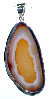 Agate Gemstone Eardrop Jewelry