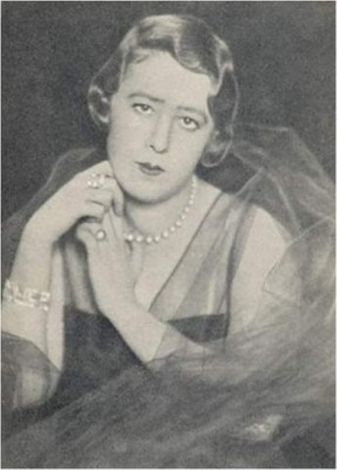 An early image of Elena Lupescu