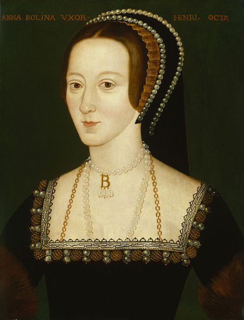 Anne Boleyn - 2nd wife of Henry VIII