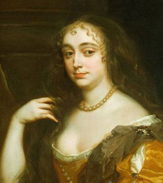 Anne Hyde - Wife of King James II