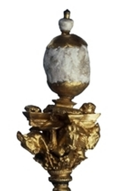 The Head of the Aphrodite Pin