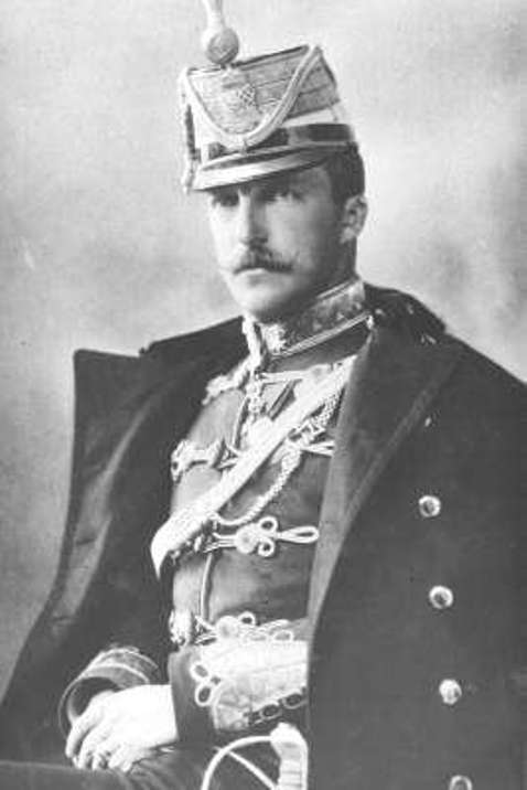 Archduke Joseph August in 1900 after he was promoted as Major in the Austro-Hungarian army