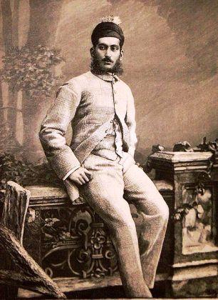 Asaf Jah VI, the VIth Nizam of Hyderabad