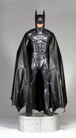 Batman Statue from the Neverland Ranch Collection