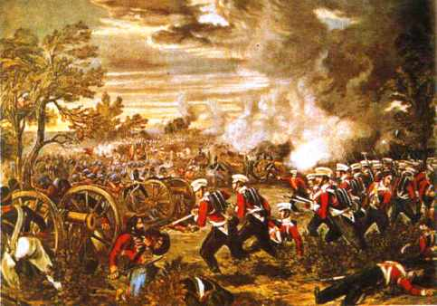 The Battle of Gujrat-2nd Anglo-Sikh War