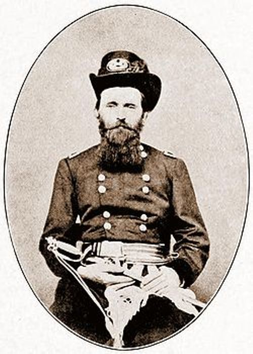 Brigadier General Ulysses S. Grant, General-in-Chief of the Union Army