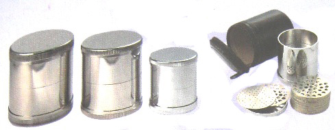 Calibrated sieves for the gemstone and diamond industry