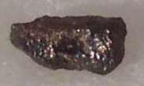 A Carbonado Sample