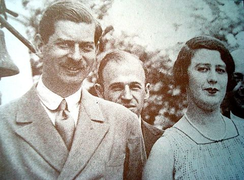Carol II and Elena Lupescu