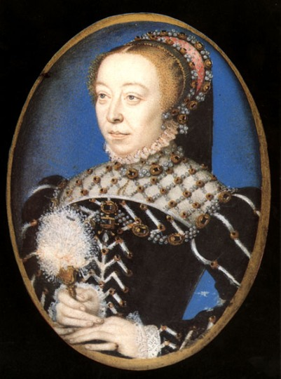 Catherine de Medici - wife of King Henry II of France