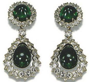 catherine-the-great-emerald-diamond-earrings