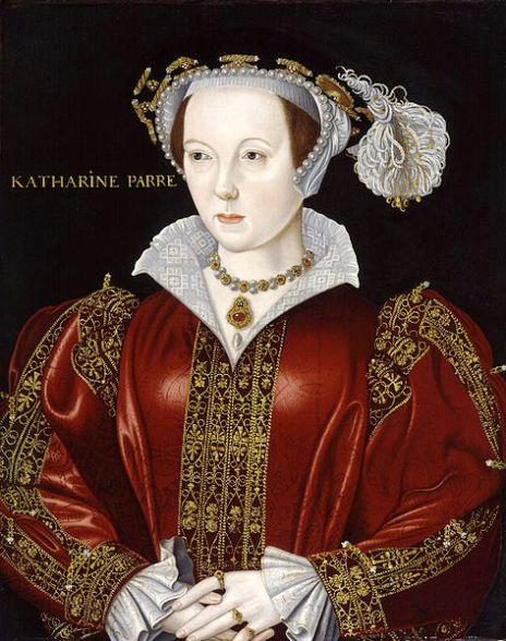 Catherine Parr, last Queen consort of Henry VIII