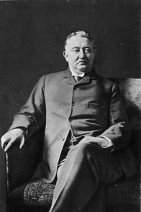 Cecil Rhodes founder of the De Beers Company