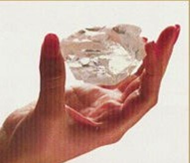 The Centenary Rough Diamond
