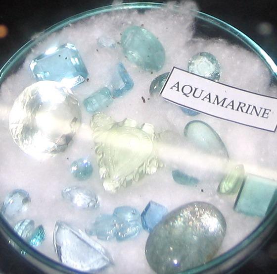 Ceylon Aquamarine