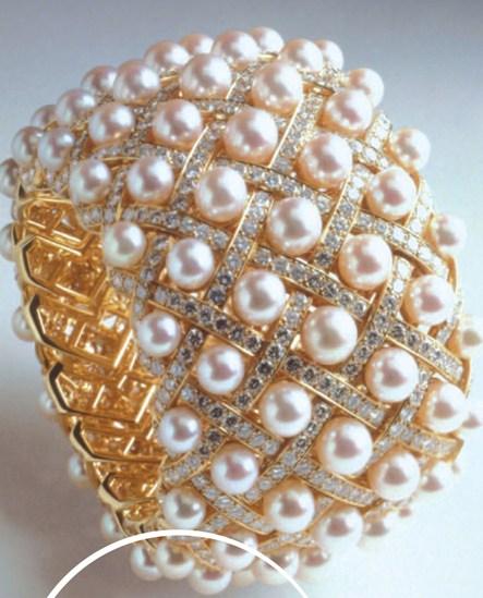 The Chanel Cuff Bracelet