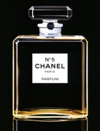 Chanel No 5 - Signature Art Deco bottle
