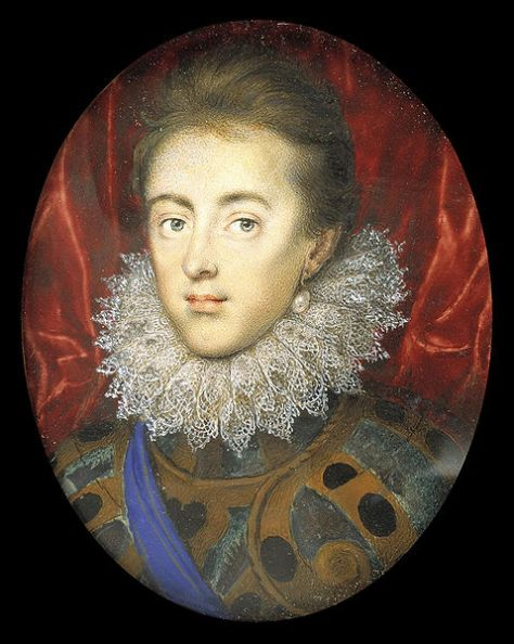 Charles 1 as Prince of Wales