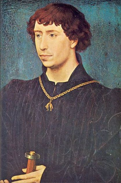 Charles the Bold - Duke of Burgundy - 1433-1477