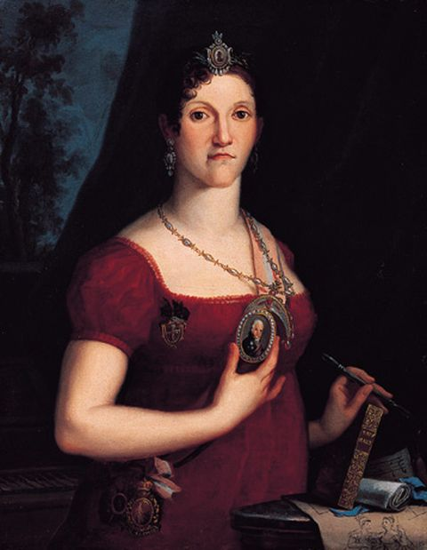 Charlotte of Spain - Wife and Queen consort of John VI, king of Portugal