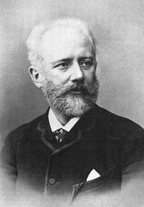 Tachaikovsky- Composer of the original musical score of Swan Lake