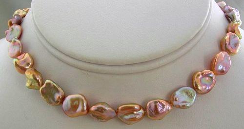 Chinese Freshwater Keshi Pearls