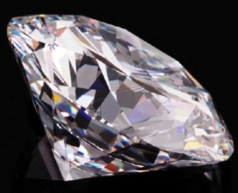 Another view of the Chloe Diamond