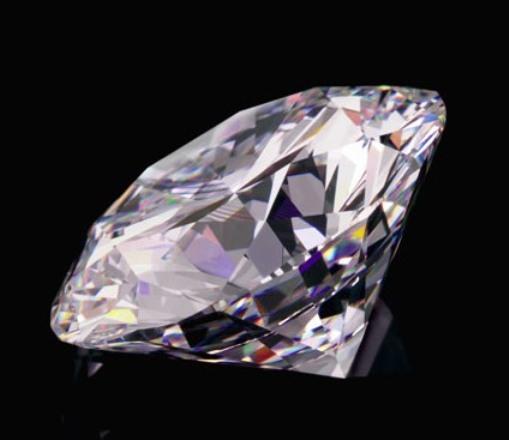 84.37-carat, D-color, internally flawless, brilliant-cut Chloe Diamond