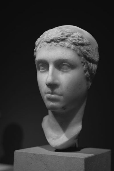 Bust of Cleopatra of Egypt
