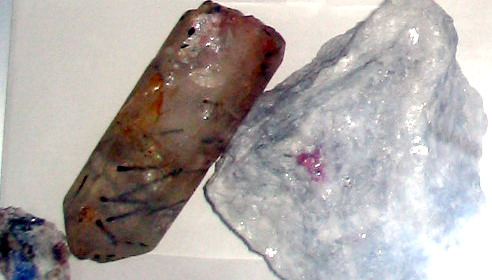 Corundum Images Photo