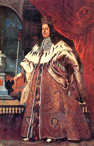 Cosimo III. Grand Duke of Tuscany