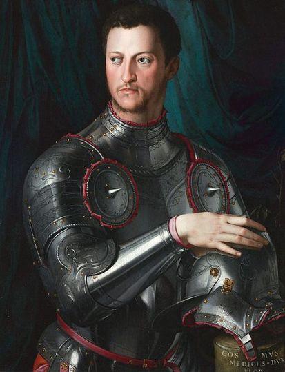 1540s Portrait of Cosimo I de Medici