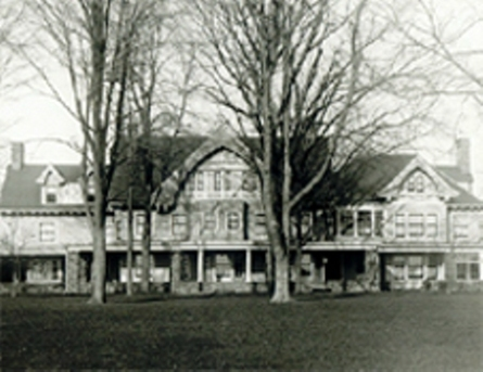 Country Manor, Duke Farms, 1910.