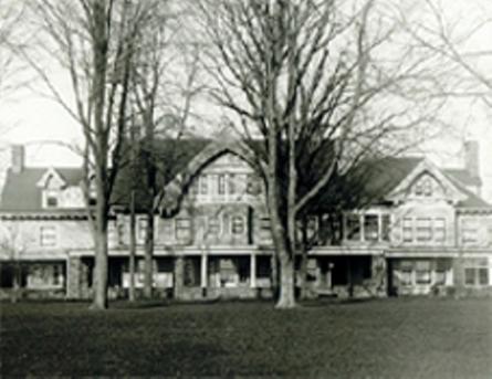 Country Manor, Duke Farms, 1910.
