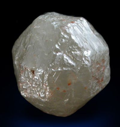 Cubo-Octahedral Diamond Crystal