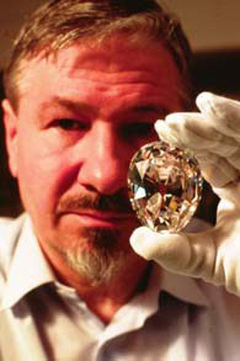 Cullinan Diamond Discovered In The Premier Diamond Mine In