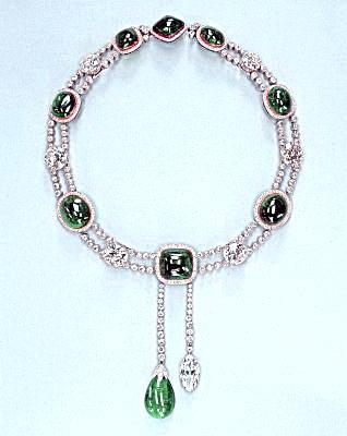 The Delhi Durbar Necklace