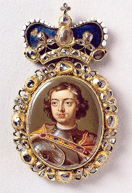 Diamond Order of Peter the Great