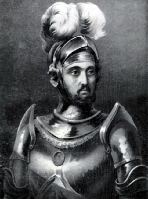 Diego Columbus, Governor of Hispaniola and son of Christopher Columbus