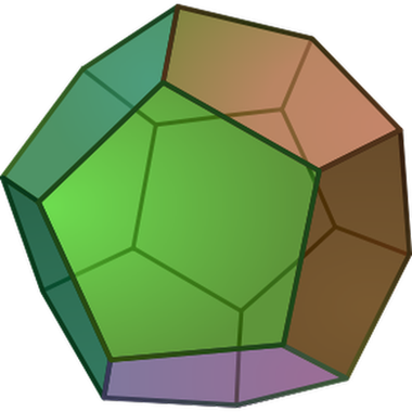 The Dodecahedron - Less common diamond crystal form