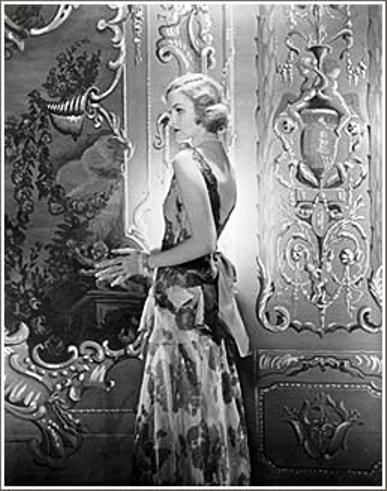 Cecil Beaton's photograph of Doris Duke