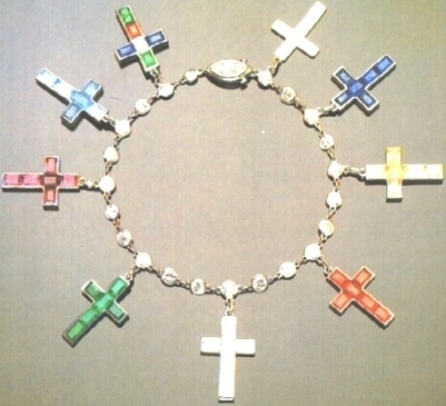 The Duchess of Windsor Cross Bracelet